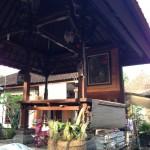 バリ島の山奥の村