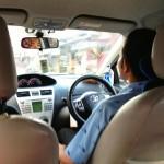 バリ島のタクシー
