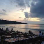 バリ島のMenegaカフェ