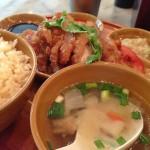 汐留の海南鶏飯