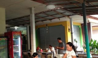 バリ島のWarung Mojok