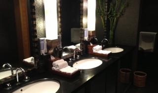 コンラッドバリのトイレ