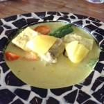 バリ島のレストランamarta