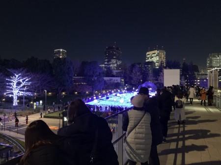 スターライドガーデン2018 in東京ミッドタウン