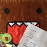 NHK 投稿DO画の記念品