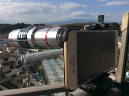 Lantoo iphone7 plus 専用 望遠レンズ