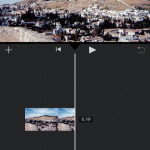 iMovie for iPoneで写真から4K動画をつくる