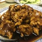 天龍菜館の酢豚