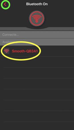 zhiyun smooth-q キャリブレーション