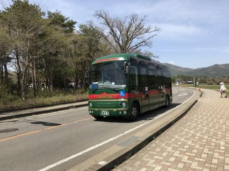 富士急バス(ふじっこ号)