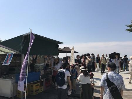 長谷寺の売店
