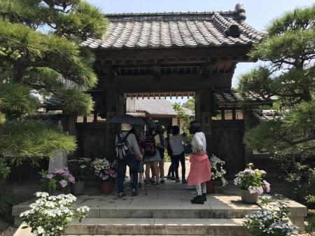 長谷寺の書院