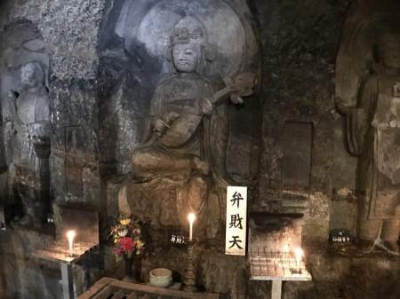 長谷寺の弁天窟
