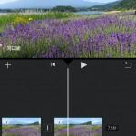 iMovie for iOSで1つのタイムラインに2つの字幕を設定7