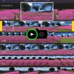 iMovei for iOSの動画選択画面の便利機能5